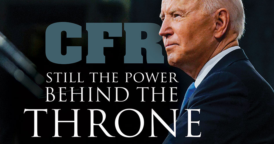 CFR: Still the Power Behind the Throne - The New American