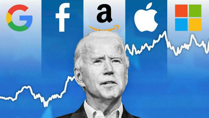 BIDEN'S BIG TECH TIES: Biden Has Ties To 5 Major Tech Companies – [your]NEWS