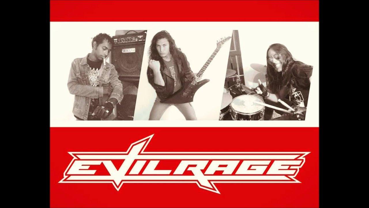 Evil Rage (Col) - Heavy Metal Is My Law