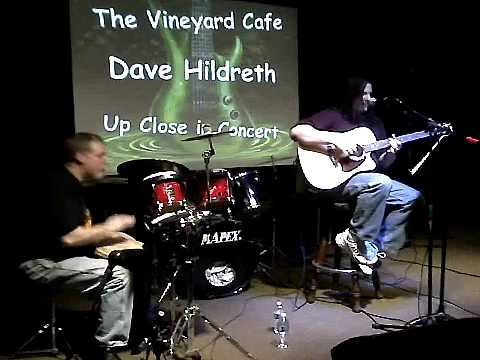 David Hildreth - Fly In @ The Vineyard Cafe