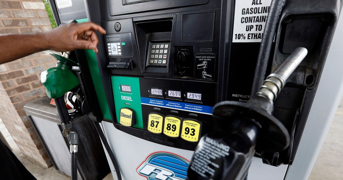 Drivers surprised to find outages and lines at gas stations: Photos and video