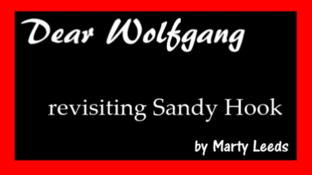 Dear Wolfgang - Revisiting Sandy Hook  a film by Marty Leeds